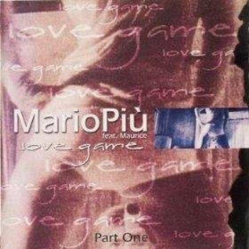 Bild 1: Mario Più, Love game-Part 1 (Vocal/Mario Più Mixes/Fastlane Rmx, 2002)
