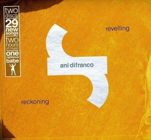 Bild 1: Ani Difranco, Revelling/Reckoning