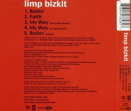 Bild 2: Limp Bizkit, Boiler (2001, #4976282)