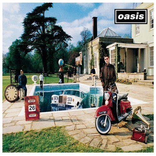 Bild 1: Oasis, Be here now (1997, US)