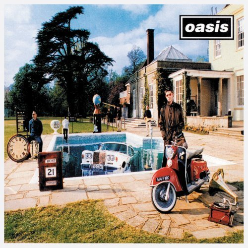 Bild 2: Oasis, Be here now (1997, US)