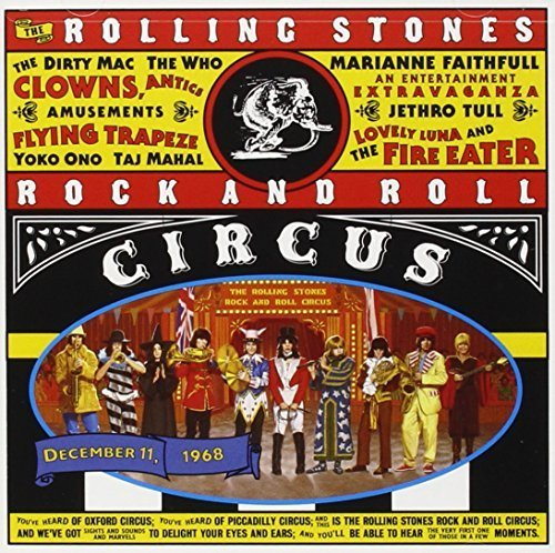Bild 1: Rolling Stones, Rock and roll circus (1968/95, US)