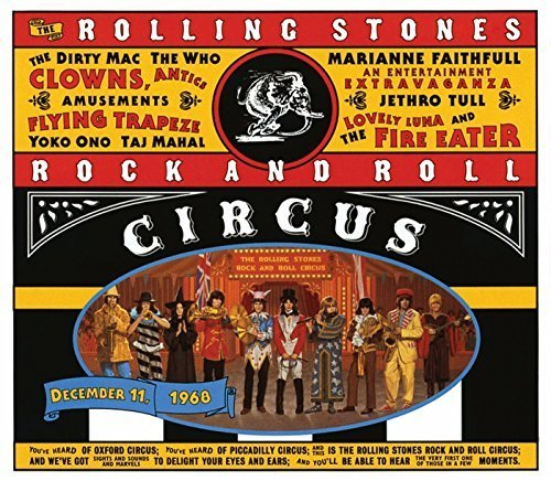 Bild 3: Rolling Stones, Rock and roll circus (1968/95, US)