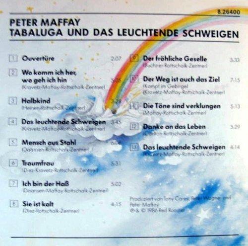 Фото 2: Peter Maffay, Tabaluga und das leuchtende Schweigen (1986)