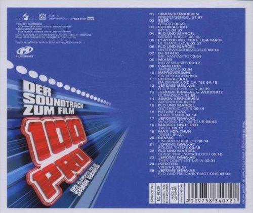 Bild 2: 100 Pro (2001), Simon Verhoeven, Eder, DJ Static, Future Funk, Jerome Isma-Ae..