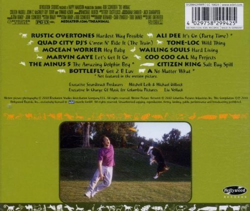 Bild 2: The Animal (2001), Rustic Overtones, Quad City DJ's, Tone-Loc..