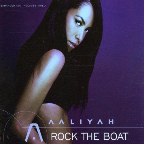 Bild 1: Aaliyah, Rock the boat (2002)