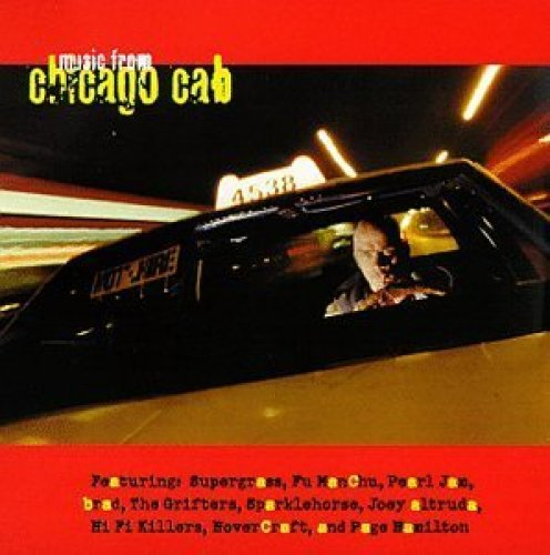 Bild 1: Music From Chicago Cab (1998), Sparklehorse, Supergrass, Pearl Jam, Fu Manchu..