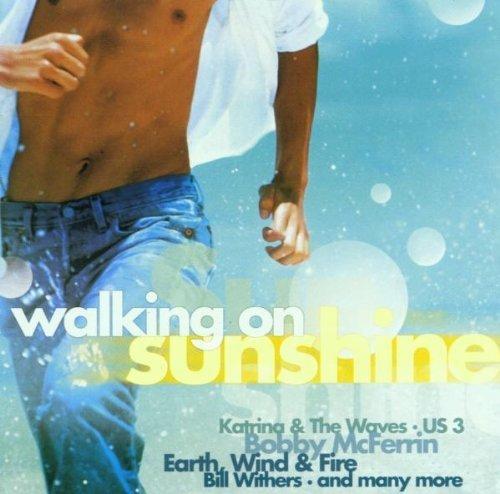 Bild 1: Walking on Sunshine (16 tracks), Katrina & The Waves, Pointer Sisters, Clout, Mezzoforte, US 3, Sophia George..