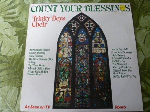 Bild 1: Trinity Boys Choir, Count your blessings (1981)