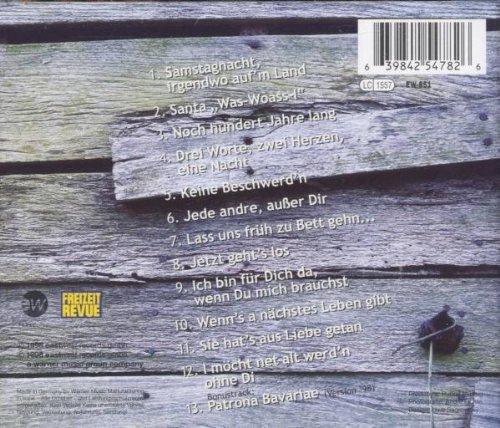 Bild 2: Willi Seitz, Ich bin für dich da (1998)
