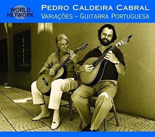 Bild 1: Pedro Caldeira Cabral, Variações-guitarra portuguesa-WDR World Network 11 (1992)