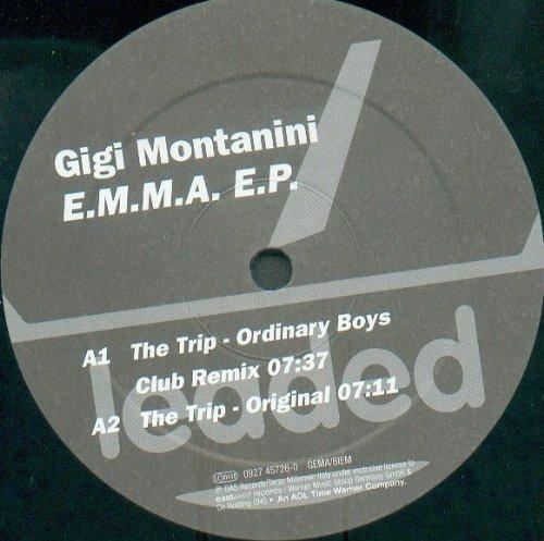 Bild 1: Gigi Montanini, E.m.m.a. EP (2002)