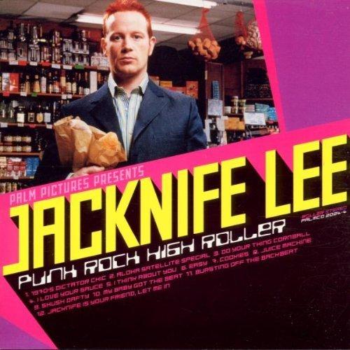 Bild 1: Jacknife Lee, Punk rock high roller (2000)