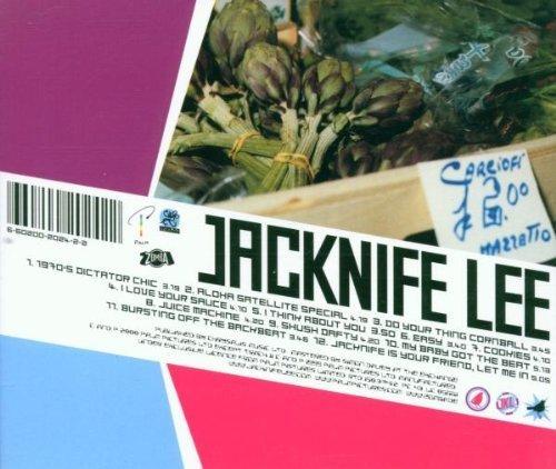 Bild 2: Jacknife Lee, Punk rock high roller (2000)