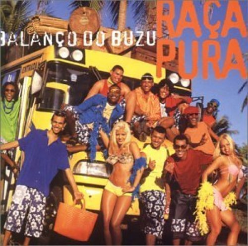 Bild 1: Race Pura, Balanco do buzu (1999)