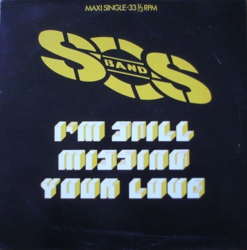 Bild 1: SOS Band, I'm still missing you (US, 1989)