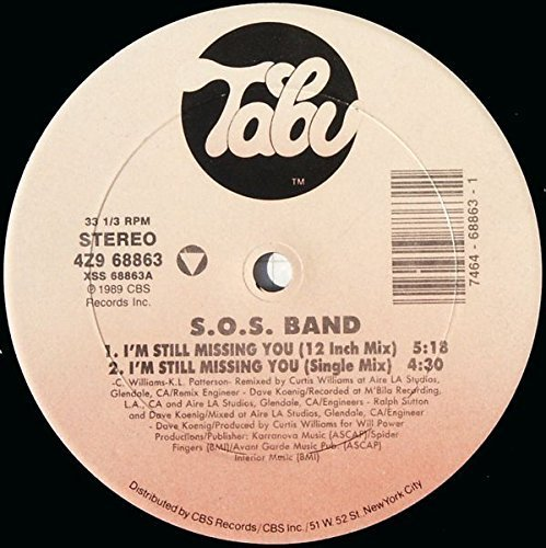 Bild 2: SOS Band, I'm still missing you (US, 1989)