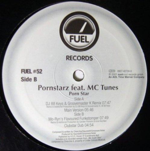 Bild 1: Pornstarz, Porn star (DJ 88 Keys & Groovemaster K Remix, 2001, feat. Mc Tunes)