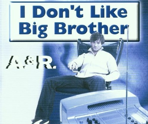 Bild 1: A. & R., I don't like Big Brother (2001)