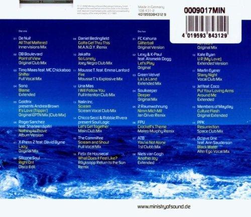 Bild 2: Ministry of Sound, Clubbers Guide to Ibiza 2002 (De Nuit, DB Boulevard, Sono, X-Press 2 feat. David Byrne, Silicone Soul, Daniel Bedingfield..)
