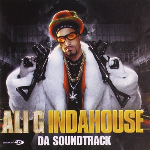 Bild 1: Ali G, Indahouse-Da soundtrack (2002, v.a.: Adam F, Foxy Brown..)