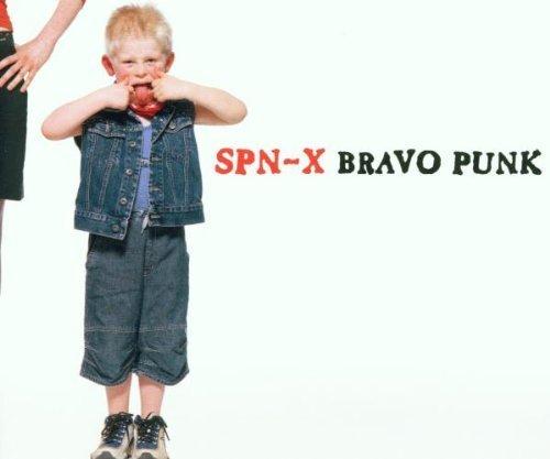Bild 1: SPN-X, Bravo Punk (Grand Prix Vorentscheid 2002)
