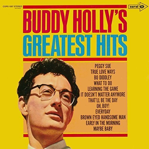 Bild 1: Buddy Holly, Greatest hits (#cops1007)