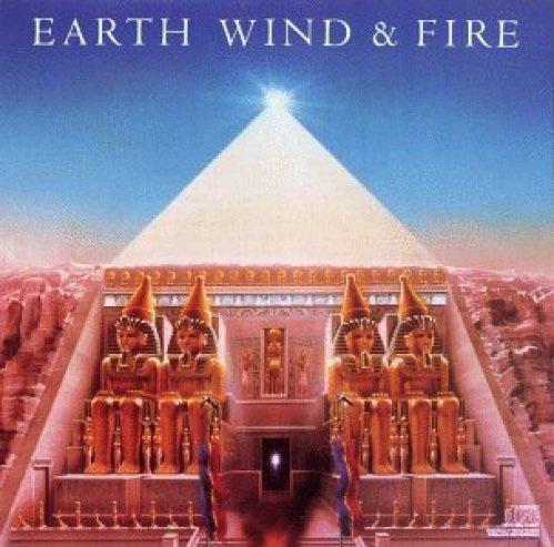 Bild 1: Earth Wind & Fire, All 'n all (1977)