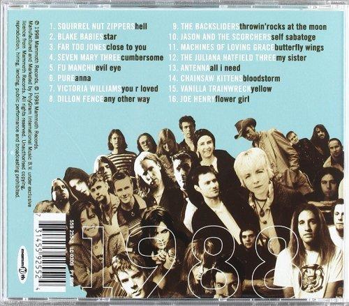 Bild 2: Mammoth Records 1988-1998-A Sound Decade, Squirrel Nut Zippers, Blake Babies, Fu Manchu, Victoria Williams, Antenna, Jason & Sorchers..