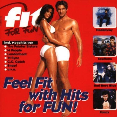 Bild 1: Fit For Fun (1995, incl. Workout-Programm), Juliet Roberts, M People, Judy Cheeks, Zhane, David Morales, Adeva..
