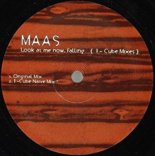 Фото 1: Maas, Look at me now, falling (I-Cube Mixes)