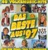 Das Beste '97-40 Volksmusik-Hits (Koch), Kastelruther Spatzen, Gaby Albrecht, Hansi Hinterseer, Stefanie Hertel, Bergfeuer..