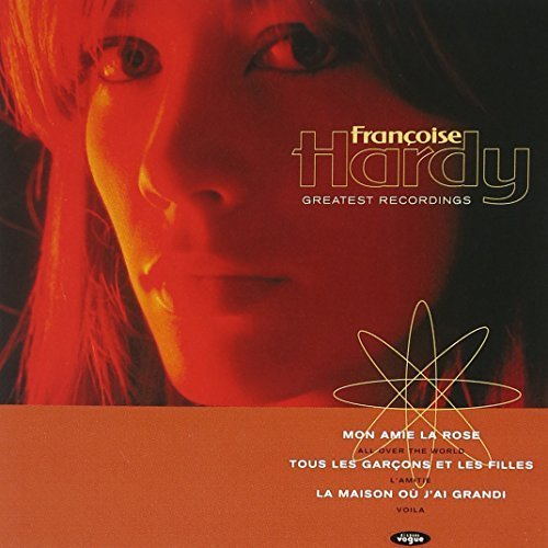 Bild 1: Françoise Hardy, Greatest recordings (1995, Vogue)