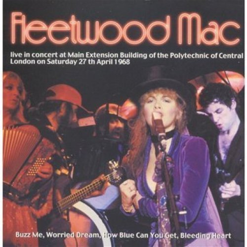 Фото 1: Fleetwood Mac, London in concert '68