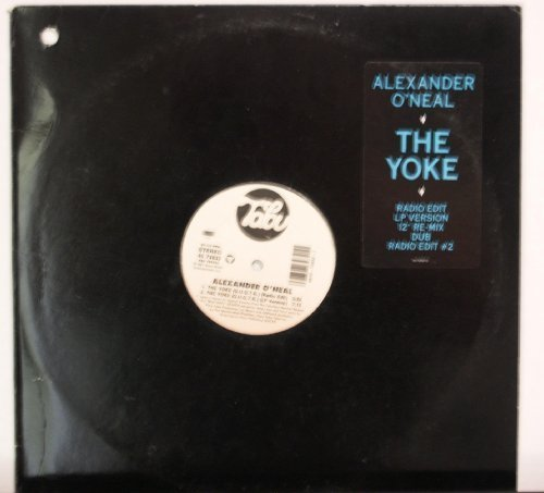 Bild 1: Alexander O'Neal, Yoke (g.u.o.t.r.; 5 versions, 1991, US)