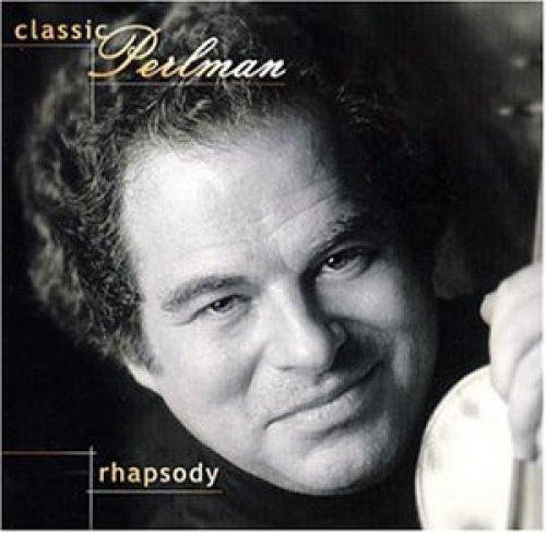 Bild 1: Itzhak Perlman, Rhapsody (2002, & Yo-Yo Ma, Boston SO/Ozawa..)