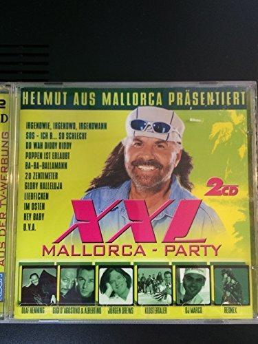 Bild 1: XXL Mallorca-Party (2001), Helmut aus Mallorca, Nena, Jürgen Drews, Rübe, Rednex, Gigi d'Agostino..