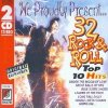 We proudly present..32 Rock & Roll Top 10 Hits, Marcels, Ritchie Valens, Crests, Frankie Avalon, Fabian..