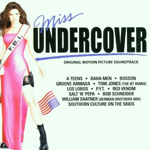 Bild 1: Miss Undercover (2001), Bosson, Groove Armada, Tom Jones, A*Teens..