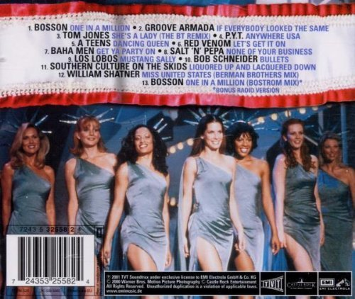 Bild 2: Miss Undercover (2001), Bosson, Groove Armada, Tom Jones, A*Teens..