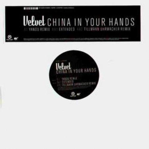 Bild 1: Velvet, China in your hands (Yanou Remix, 2002)