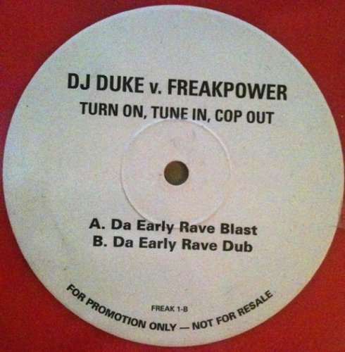 Bild 1: Freak Power, Turn on, tune in, cop out (4 versions, 1995)