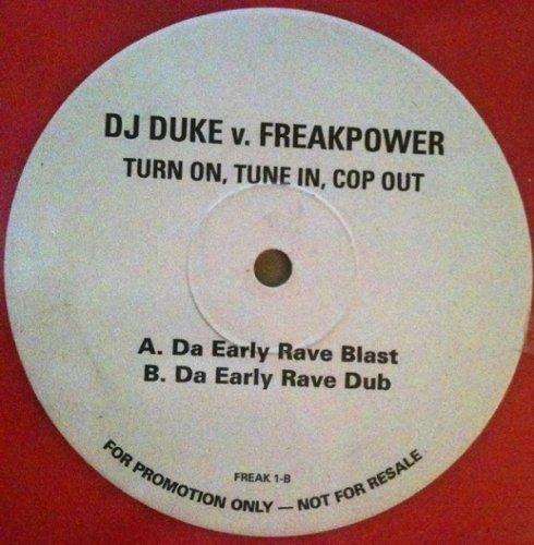 Bild 1: Freak Power, Turn on, tune in, cop out (4 versions, 1995)