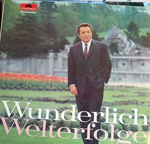 Bild 1: Fritz Wunderlich, Welterfolge (Club)