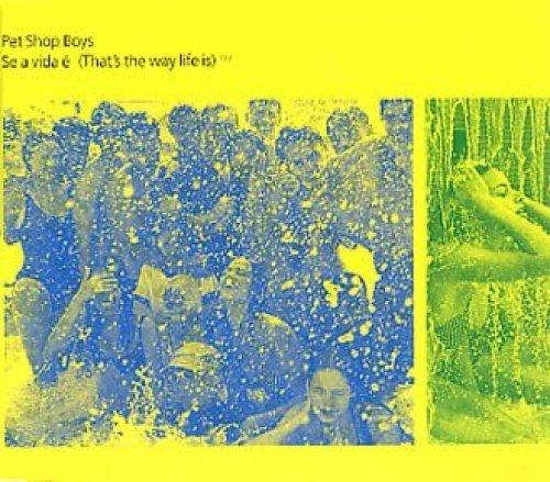 Bild 1: Pet Shop Boys, Se a vida é.. (1996, #8831622, CD2)