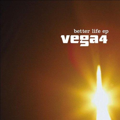 Bild 1: Vega 4, Better life EP (2001)
