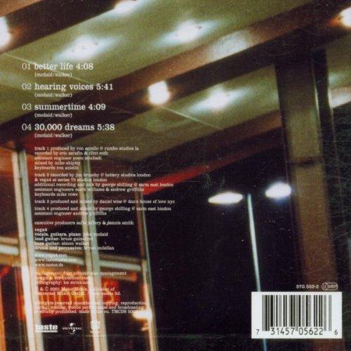 Bild 2: Vega 4, Better life EP (2001)