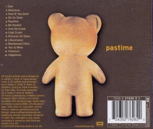Bild 2: Yard, Pastime (2001)