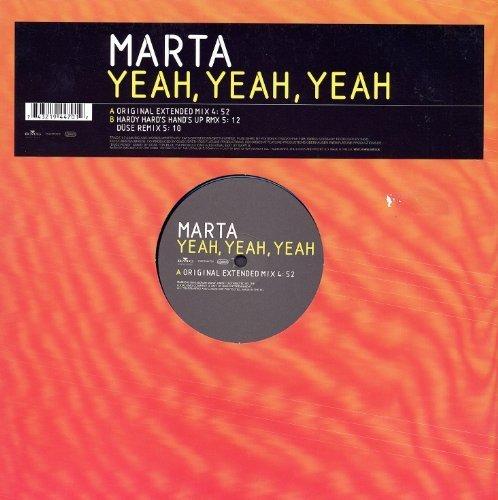 Bild 1: Marta, Yeah, yeah, yeah (Orig. Ext., 2002)